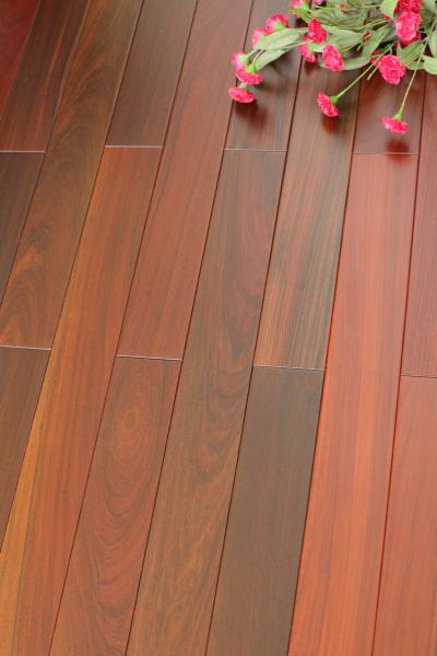 Padauk/Rosewood flooring tile MDB-006