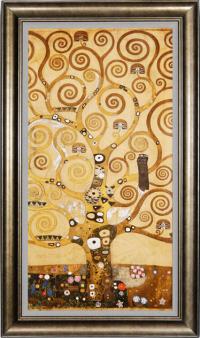 Southeast Asia style pachira macrocarpa painting YH-14024