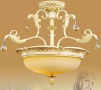 Warm Luxury Ceiling Lamp