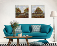 High Quality Abstract Painting for Living Room Decoration  YH-14026