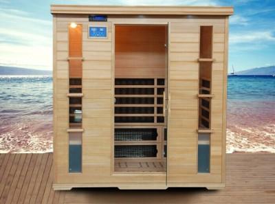 6 person Hemlock Sauna Room HK-GM