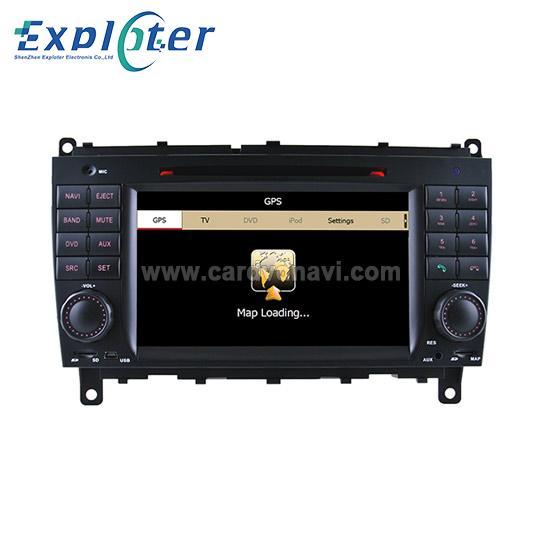 Benz CLK CLS DVD NAVI