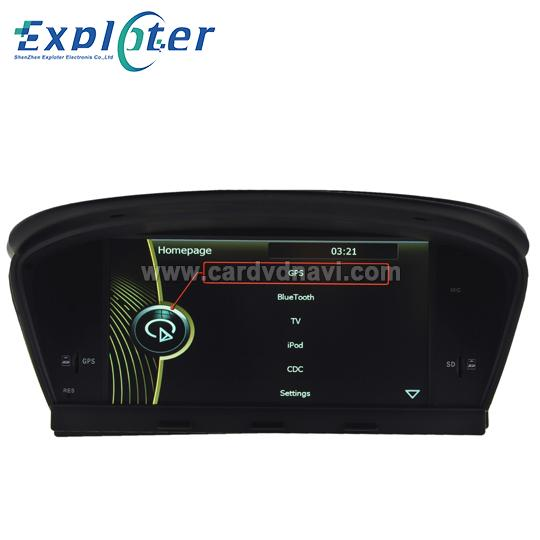 For BMW M5 5Er DVD Navi