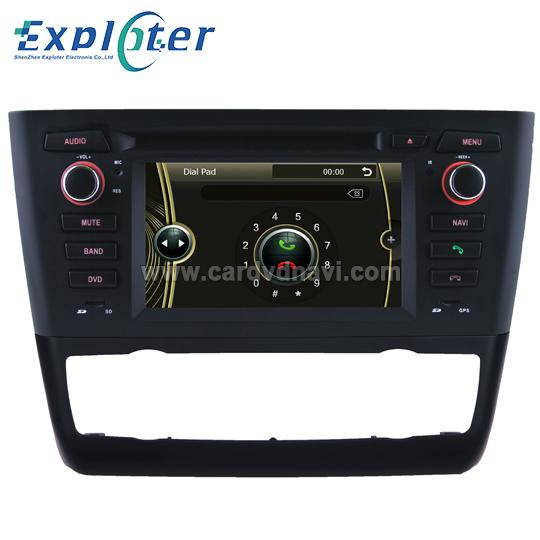 Car DVD For BMW 1 Series