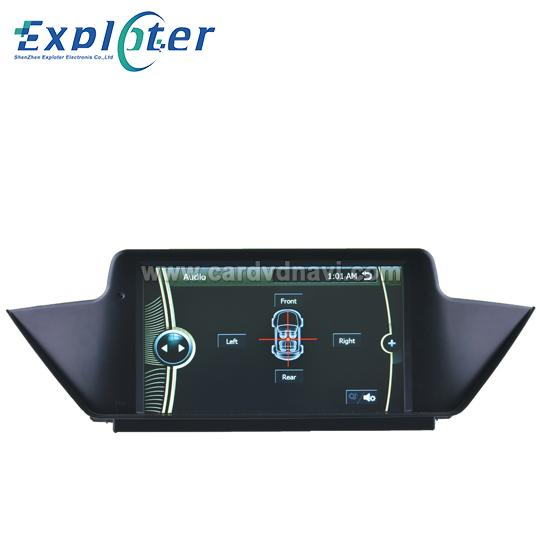 BMW X1 E84 DVD Player