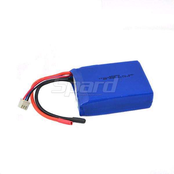 Lithium polymer Battery 7.4V 4Ah YT925368