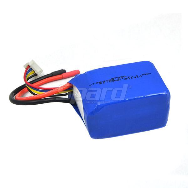 Lithium Polymer Battery 11.1V 1.9Ah YT963450
