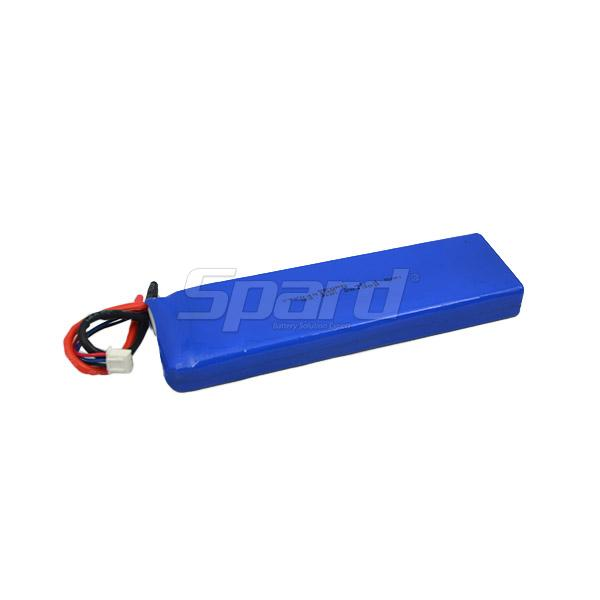 Lithium polymer battery pack 7.4V 4.5Ah YT7045135