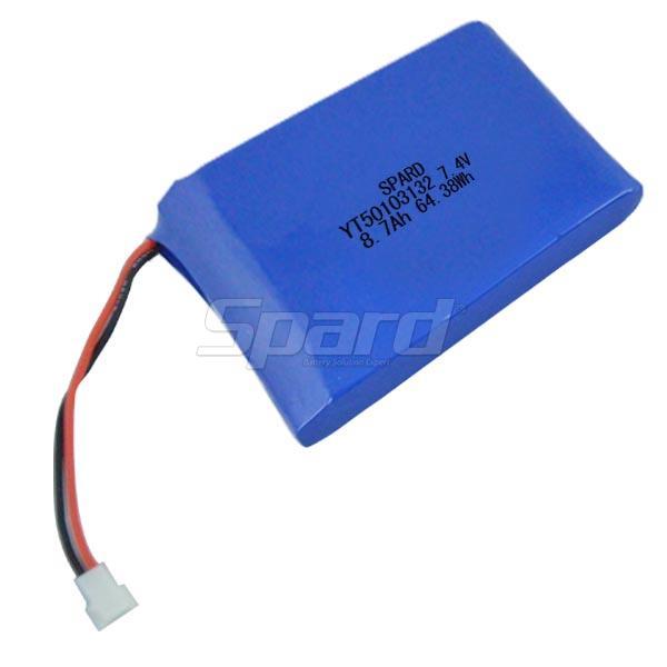 Lithium Polymer Battery 7.4V 8.7Ah YT50103132