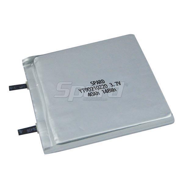 Li-Polymer battery YT90210220