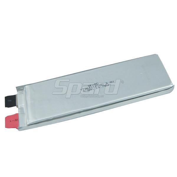 Lithium Polymer Battery YT8042125HV
