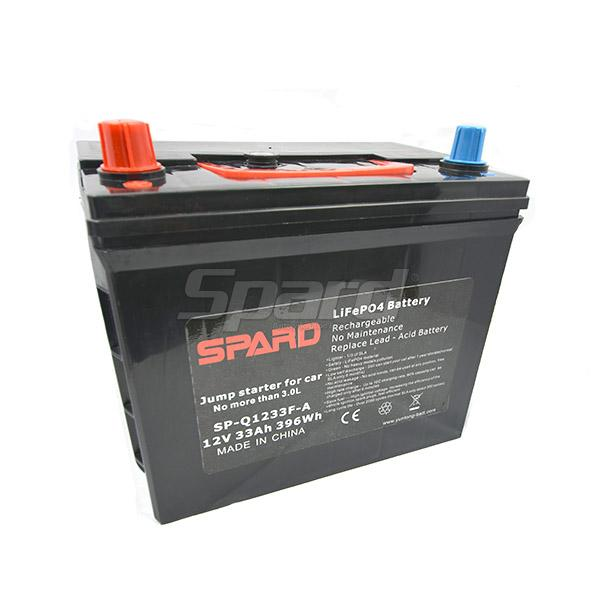 LiFePO4 High Power Type SP-Q1233F-A 12V 3Ah