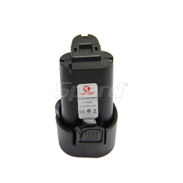 Replacement of Makita power tool battery pack 10.8V 1.5Ah lithium ion battery YT108MKL
