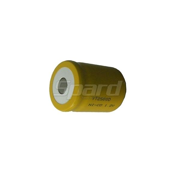 Ni-CD Standard Type YT2500D 1.2V 2500mAh