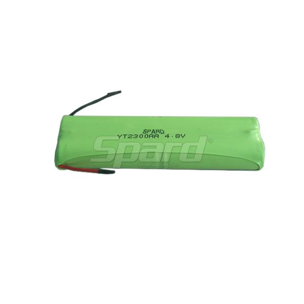 Ni-MH Battery Standard Type YT2300AA 4.8V 2300mAh