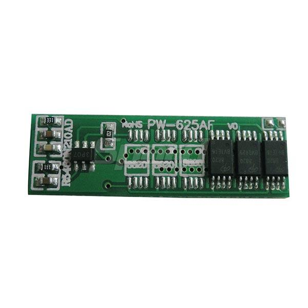 PCM for 2S LiFePO4 / Lithium polymer battery PW-625AF
