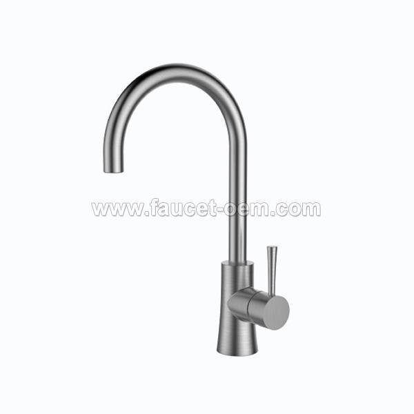 CT-01-001 Single lever kitchen faucet