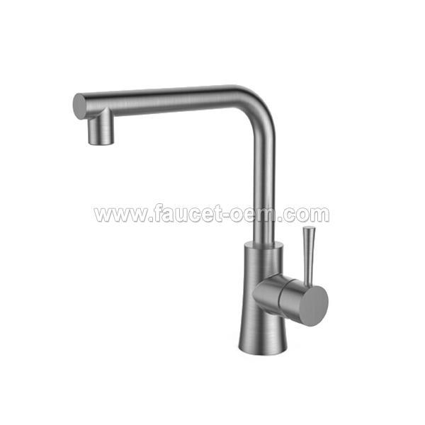 CT-01-002 Single lever kitchen faucet