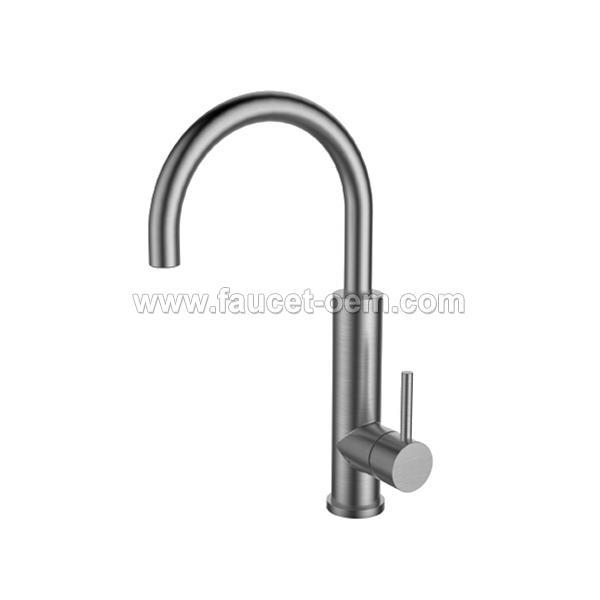 CT-01-004 Single lever kitchen faucet