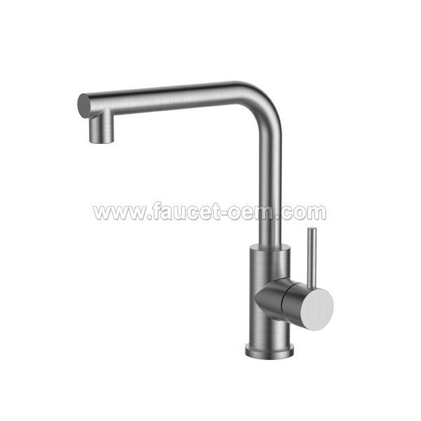 CT-01-007 Single lever kitchen faucet
