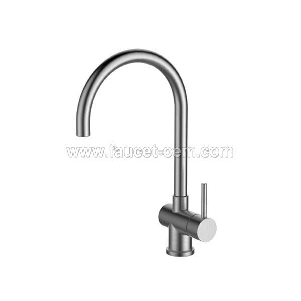 CT-01-008 Single lever kitchen faucet