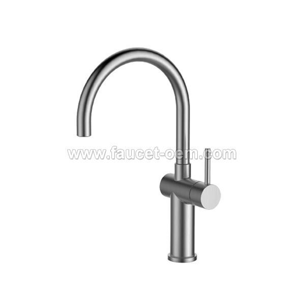 CT-01-009 Single lever kitchen faucet