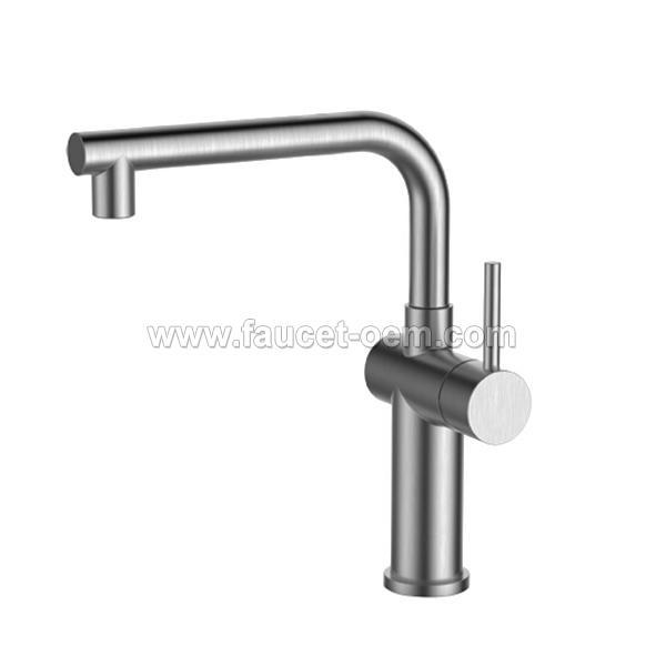CT-01-010 Single lever kitchen faucet