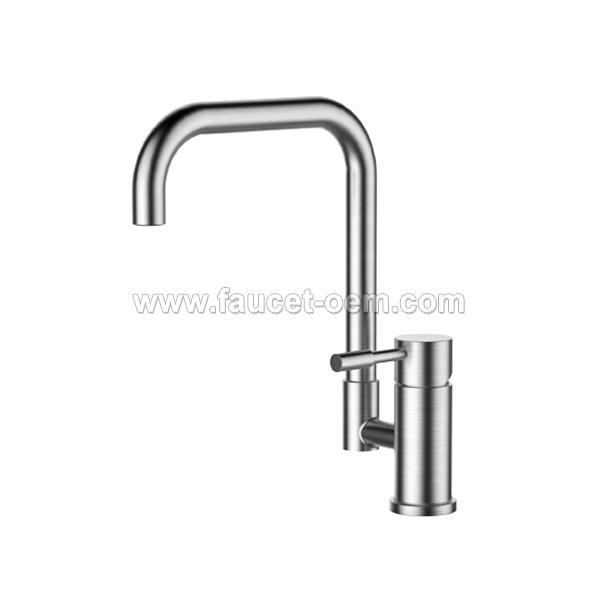 CT-01-011 Single lever kitchen faucet