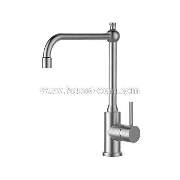 CT-01-014 Single lever kitchen faucet
