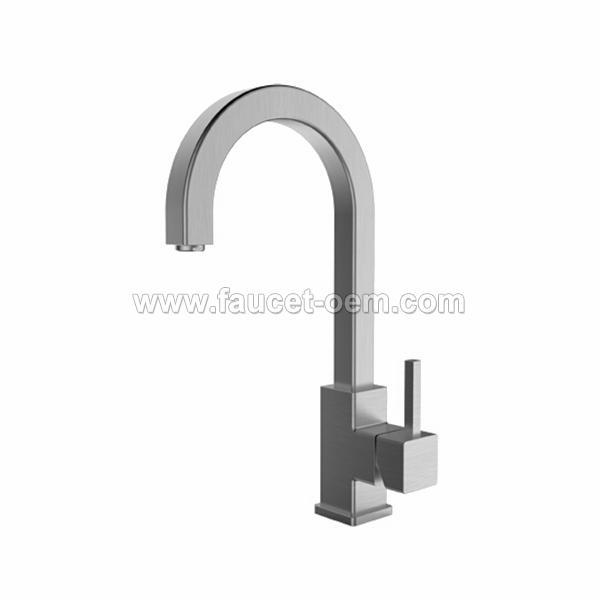 CT-01-015 Single lever kitchen faucet