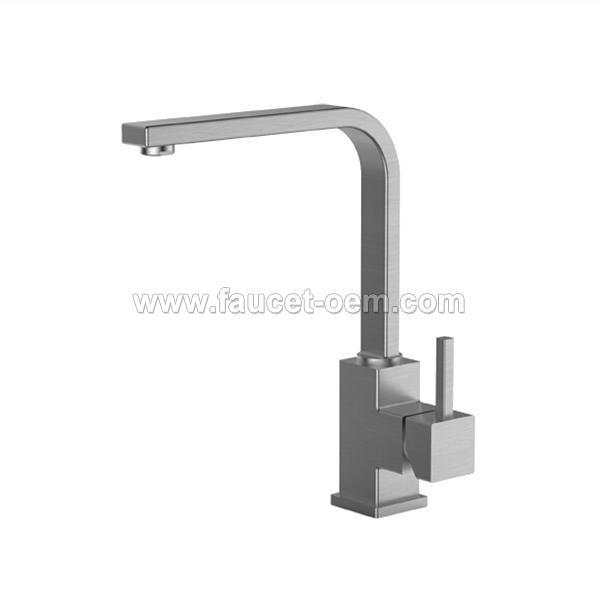 CT-01-016 Single lever kitchen faucet