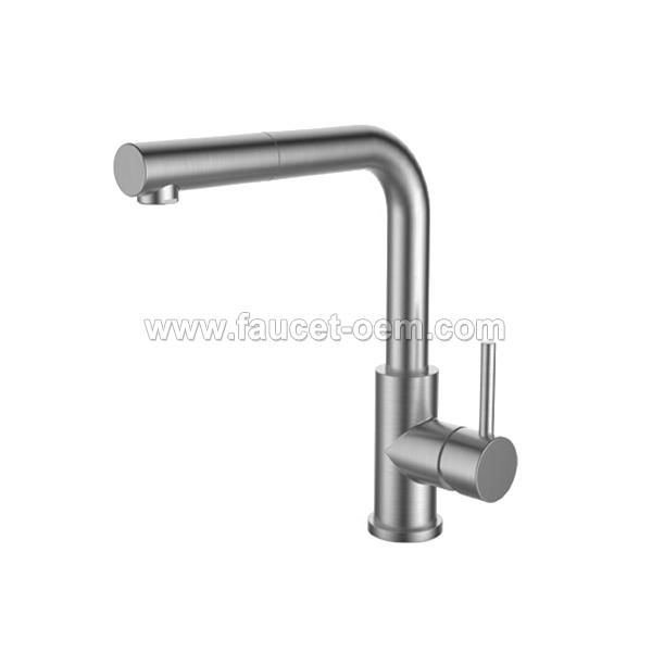 CT-02-001 Pull-down kitchen faucet