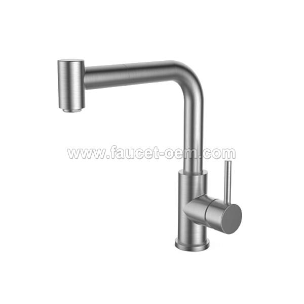 CT-02-002 Pull-down kitchen faucet