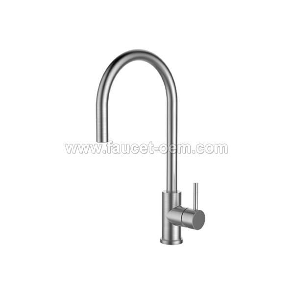 CT-02-003 Pull-down kitchen faucet