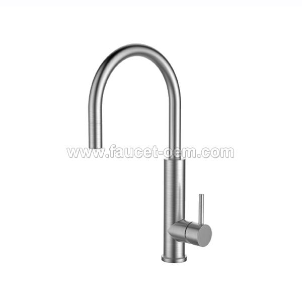 CT-02-007 Pull-down kitchen faucet