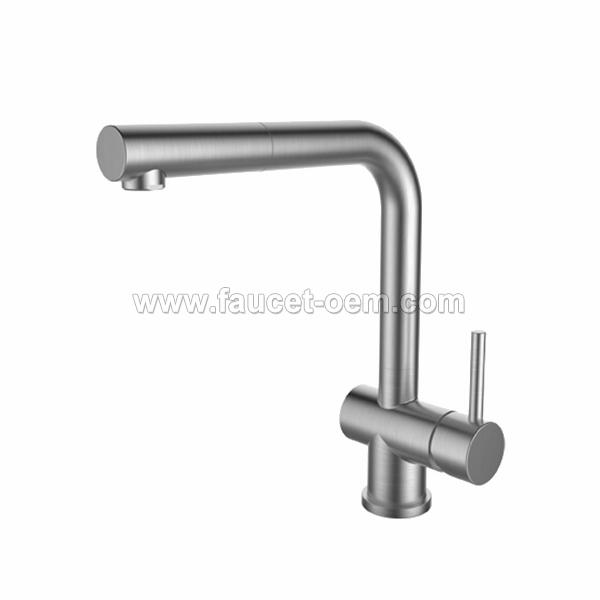 CT-02-008 Pull-down kitchen faucet