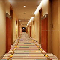 Hotel Corridor Carpet Luxury Hotel Lobby Carpet
