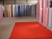 Exhibition needle punch carpet