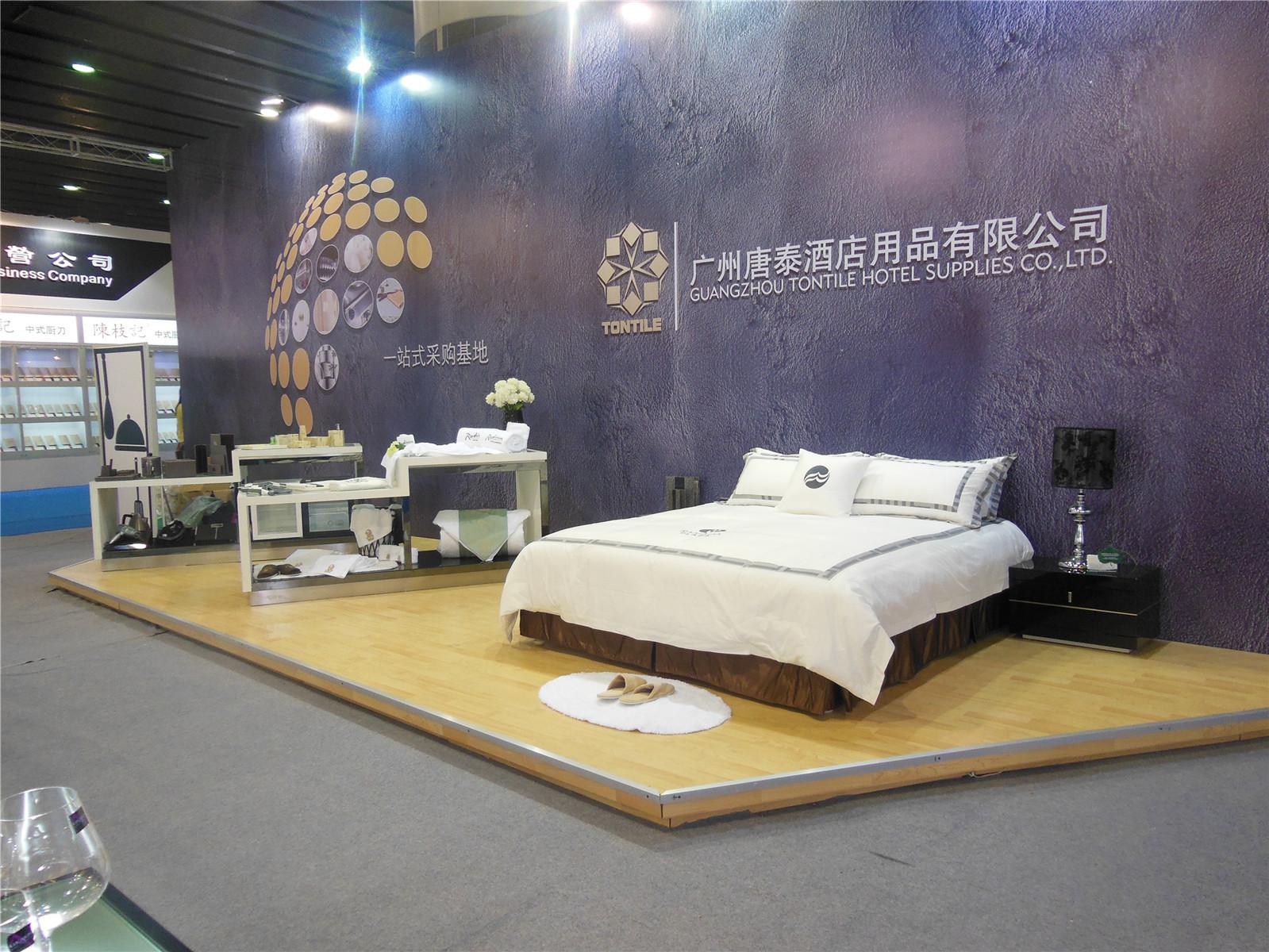 Guangzhou pazhou exhibition-Tontile