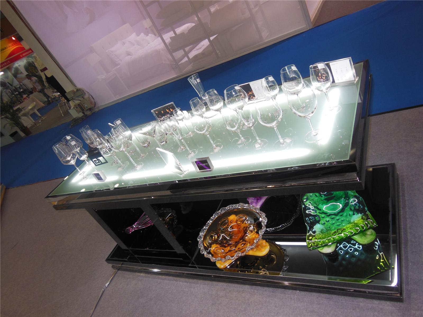 Guangzhou pazhou exhibition-Tontile Glasses