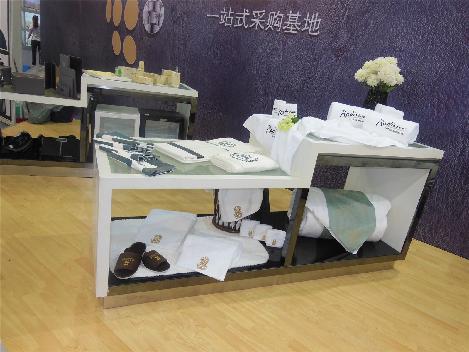 Guangzhou pazhou exhibition-Tontile Linen