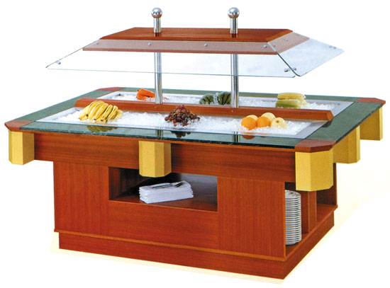 E-P18702L8 Container Salad Bar