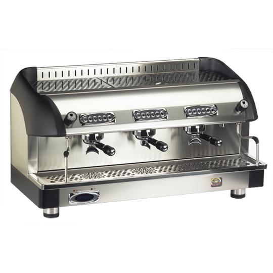 Italy BEZZERA Commercial Semi Automatic Coffee Machine B6000