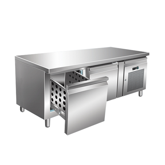 Ventilated Refrigerated Under Counter U GN2140TN