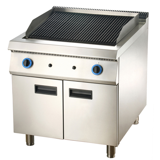 Commercial Lava Rock Grill
