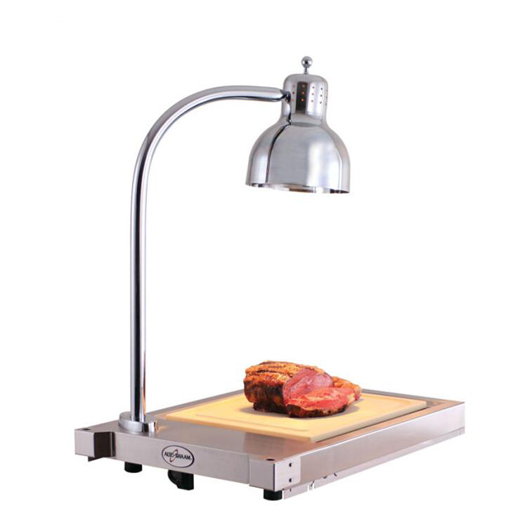 ALTO SHAAM CS-100 SINGLE LAMP HOT CARVING SHELF
