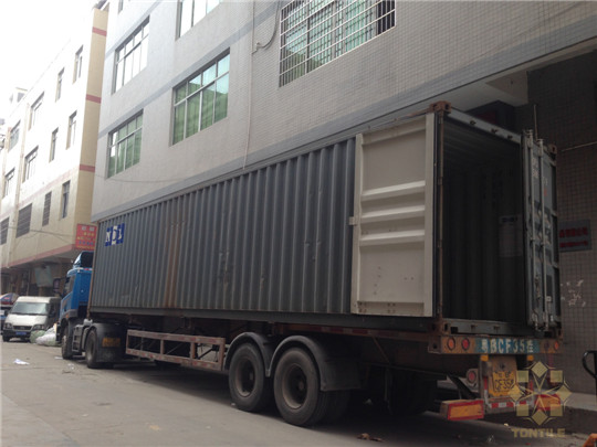 40ft Container to Vietnam