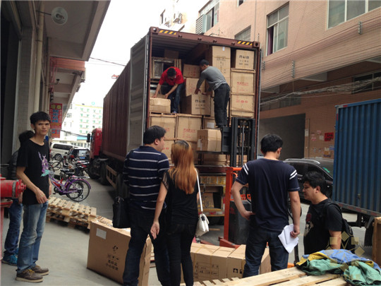 40HQ Container to Malaysia