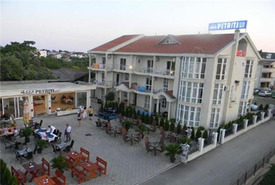 Montenegro Petriti Hotel from 2014