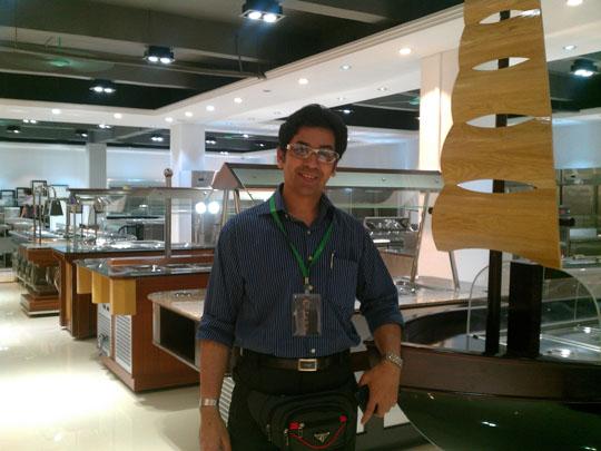 Customer from Bangladesh